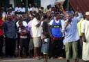 A Mayotte, un citoyen appelle à la fin des violences