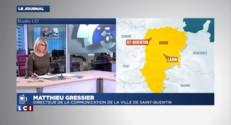Deux personnes ensevelies après l'explosion d'une maison à Saint-Quentin (Aisne)