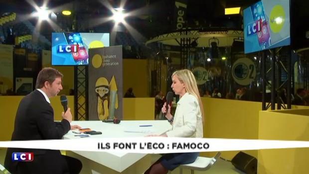 Famoco, l'un des leaders du paiement sans contact