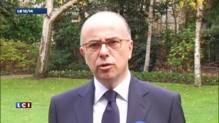 """Intempéries : Cazeneuve explique sa """"solidarité"""" aux familles de disparus"""