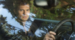 L'acteur britannique Jamie Dornan dans l'adaptation de 50 nuances de Grey (50 shades of grey)