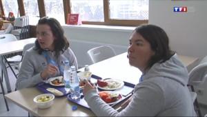 Le 13 heures du 7 mars 2014 : Les athl�s fran�s, fin pr� pour les Jeux Paralympiques - 1456.002