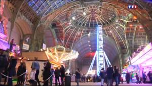 Le 20 heures du 22 décembre 2013 : La f� foraine s%u2019invite au Grand palais - 1669.162