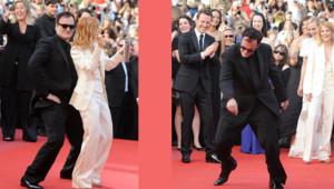 Quentin Tarantino Cannes