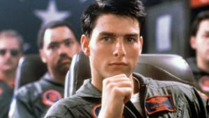Tom Cruise dans le film Top Gun