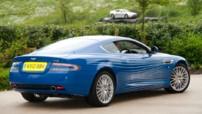 Aston Martin DB9 1M 2012