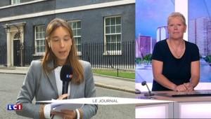 """""""Avec David Cameron, je marche dans les pas d'un grand Premier ministre"""", déclare Theresa May"""