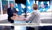 """Bruno Le Roux : """"Je souhaite la candidature de François Hollande"""""""