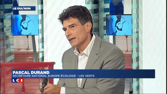 """Durand : """"Moins on cumule de mandats, mieux se porte la démocratie"""""""