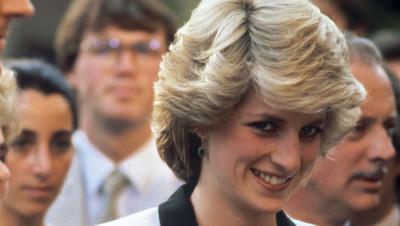 La princesse Lady Di en 1985/Image d'archives