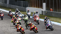 MotoGP Portugal 2012 Départ