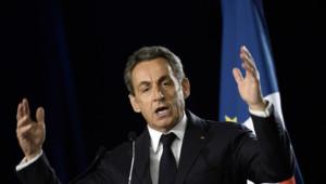 Nicolas Sarkozy, le 7 novembre 2014.