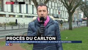Procès du Carlton : imperturbable mardi, DSK s'apprête à être de nouveau interrogé