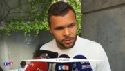 """Roland-Garros : Tsonga se qualifie pour le 3e tour mais avec """"un peu de frustration"""""""