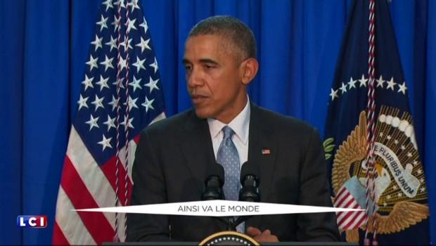 """Au G7, Barack Obama dénonce """"l'ignorance des affaires du monde"""" de Donald Trump"""