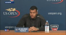 "Jo-Wilfried Tsonga : Andy Murray ""était meilleur que moi"""