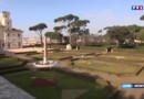 Le 13 heures du 2 août 2015 : Zoom sur : la villa Médicis, un havre de paix sur les hauteurs de Rome - 947