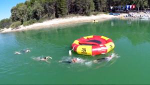 Le 20 heures du 18 juillet 2015 : L'eau libre, quand la natation communie avec la nature - 1815