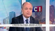 """Loi Travail : """"Je pense que nous avons atteint l'équilibre parfait"""", affirme Bruno Le Roux"""