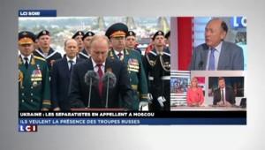 """""""Poutine est pris au piège"""" selon un chercheur de l'IFRI"""