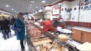Produits de Noël : le casse-tête des rayons des supermarchés