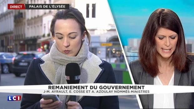 Remaniement : trois écologistes font leur entrée au gouvernement