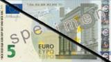 Voici le nouveau billet de 5 euros : voyez-vous la différence ?