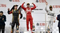 Alonso sur son trente-et-un