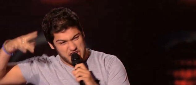 Bruno Moreno - The Voice 3
