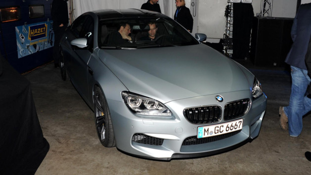 Bmw M6 Gran Coup Premi Res Photos News Automoto 2012 Mytf1