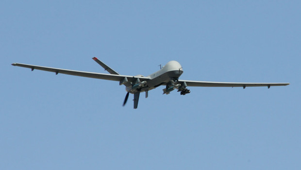 drone amricain MQ-9 Reaper 