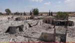 La prison de Palmyre aurait été détruite par les hommes de Daech, selon Welayat Homs, un média jihadiste