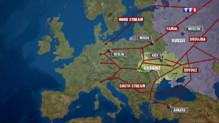 Le 20 heures du 29 août 2014 : Les menaces de Poutine sur le gaz sont-elles s�euses ? - 1205.351