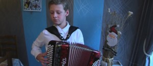 Romain et Etienne, deux passionnés d'accordéon