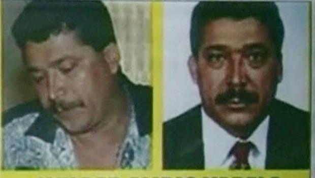Wilber Varela, baron de la drogue retrouvé mort le 1er février 2008
