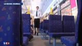 VIDEO. Suède : privés de short, des conducteurs de train choisissent la jupe