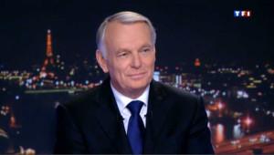 Ayrault invité du 20h de TF1 : la vidéo intégrale