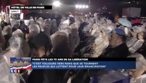 """François Hollande : """"A tous ceux qui sont engagés dans la construction de la démocratie..."""""""