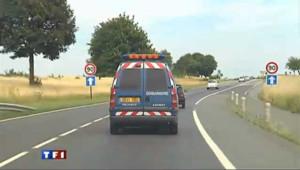 Gendarme fauché près d'Arras : à la recherche du chauffard