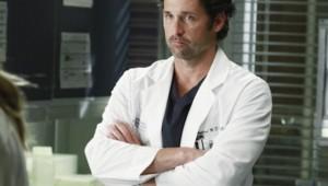 Grey's Anatomy - Saison 8. Série créée par Shonda Rhimes en 2005. Avec : Ellen Pompeo, Patrick Dempsey, Sandra Oh et Justin Chambers
