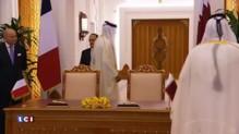 Hollande en visite à Riyad : un série de contrats d'armement avec la France ?