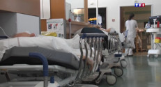 Le 20 heures du 6 juillet 2015 : Malaises, hyperthermie… Avec la canicule, les urgences de Strasbourg débordées - 1138