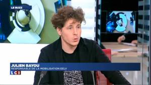 Le Buzz (1/2) du 20 janvier 2012 : La campagne web d'Eva Joly
