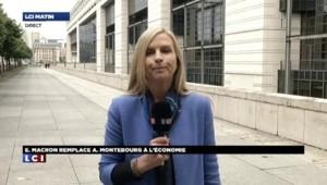 Macron-Montebourg, la passation des antagonistes