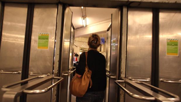 metro ratp transport porte