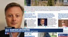 """Migrants : """"Les poules mouillées""""... Les tabloïds anglais fustigent la France"""
