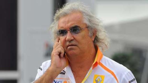 Renault congédie Briatore