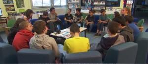 Semaine de la presse à l'école : quand des collégiens apprennent à prendre du recul sur l'actualité