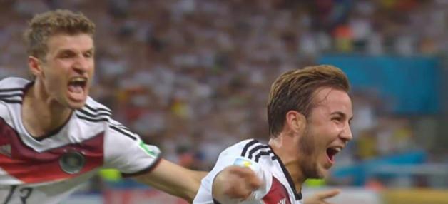 Allemagne - Argentine : Revoir le but de Götze en vidéo (1 - 0)