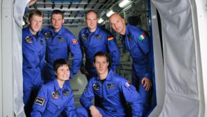 Astronautes - ESA -